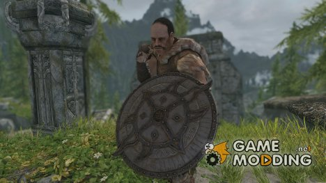 The Shield of the Dovahkiin for TES V Skyrim