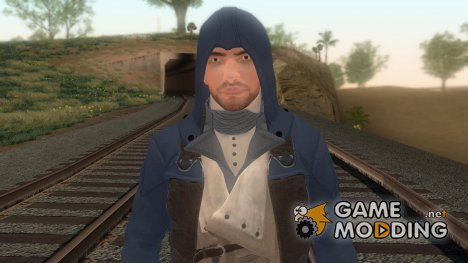 Arno Dorian - Assassins Creed Unity for GTA San Andreas
