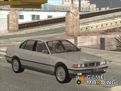 1996 BMW E38 730i для GTA San Andreas