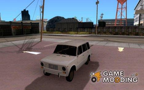 ВАЗ 2102 Сток версия for GTA San Andreas