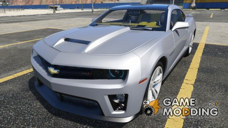 2012 Chevrolet Camaro ZL1 for GTA 5
