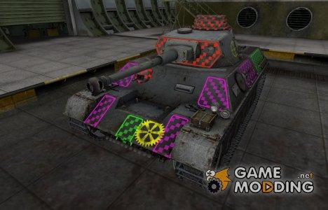 Качественные зоны пробития для PzKpfw III/IV для World of Tanks