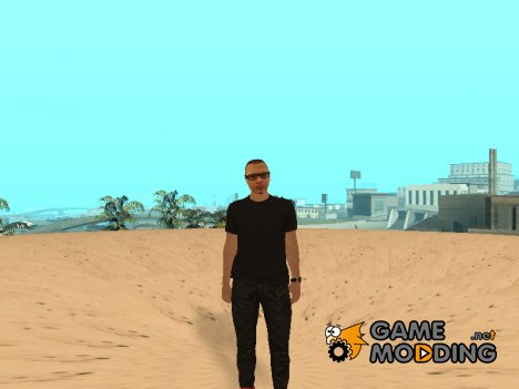 Булкин for GTA San Andreas