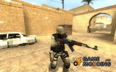Us Rangers for Counter-Strike Source
