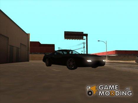 ZR-350 адаптированный к моду IVF for GTA San Andreas