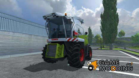 CLAAS JAGUAR 890 for Farming Simulator 2013