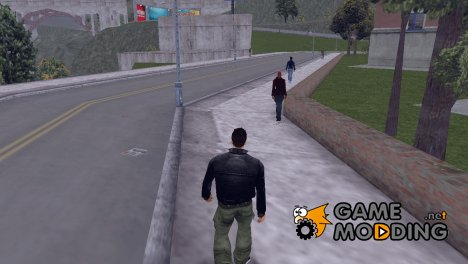 Патч ходьбы for GTA 3