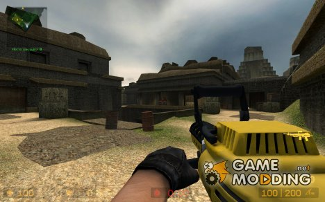 Power tool-a-nator для Counter-Strike Source