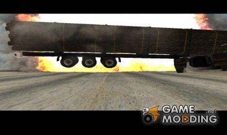 """Эпизод из фильма """"Пункт назначения 2"""" для GTA San Andreas"""