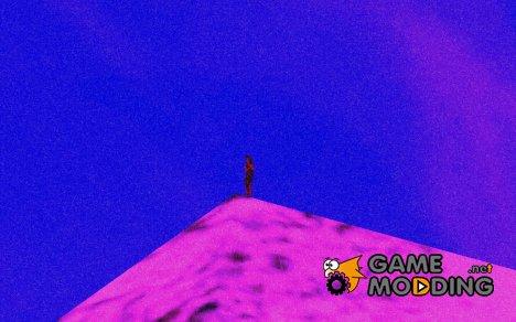 Призрак на горе Чиллиад V2 (Финальная версия) for GTA San Andreas