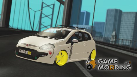 Fiat Punto for GTA San Andreas