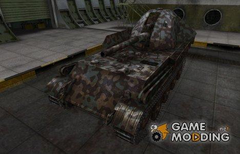 Горный камуфляж для GW Panther для World of Tanks