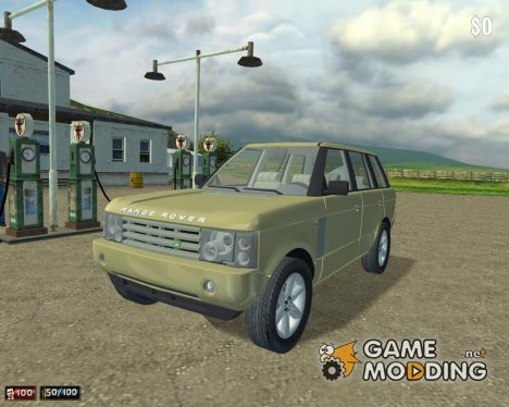 Range Rover Vogue for Mafia: The City of Lost Heaven