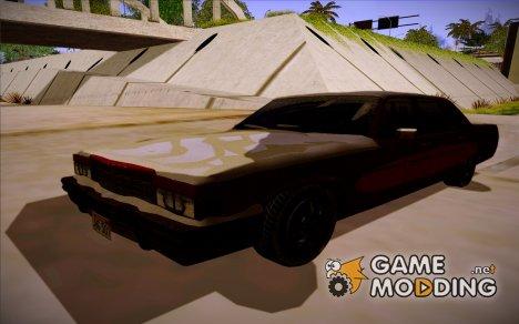 GTA 5 Emperor Snow для GTA San Andreas
