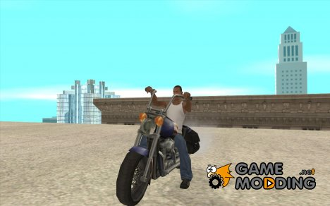 Ангел из Vice City for GTA San Andreas