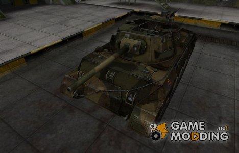 Исторический камуфляж M18 Hellcat для World of Tanks