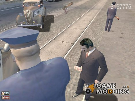 Arrest Mod v.1.0 для Mafia: The City of Lost Heaven