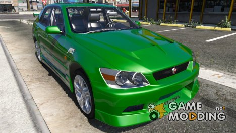 2004 Toyota Altezza RS200 v1.0 for GTA 5