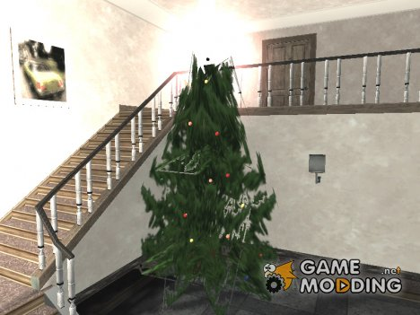 Christmas Time for GTA San Andreas