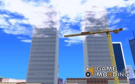 Башни близнецы для GTA San Andreas