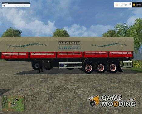 Randon GrainLiner v 1.0 для Farming Simulator 2015