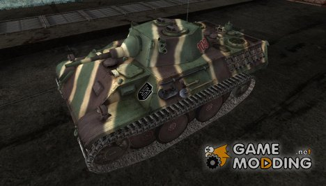VK1602 Leopard Track для World of Tanks