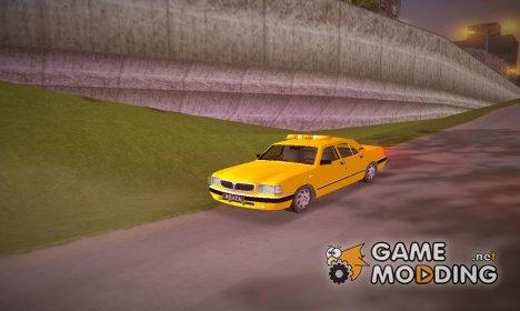 ГАЗ 3110 такси for GTA 3