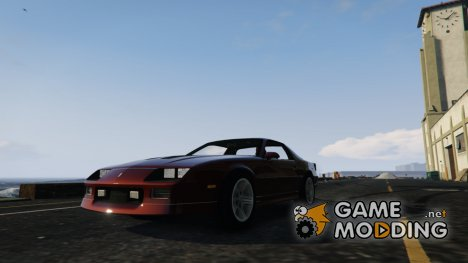Chevrolet Camaro IROC-Z Beta 3 for GTA 5