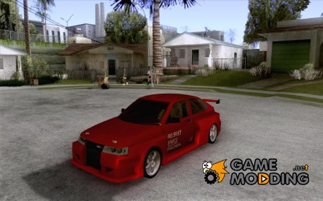ВАЗ 2112 Red Devil for GTA San Andreas