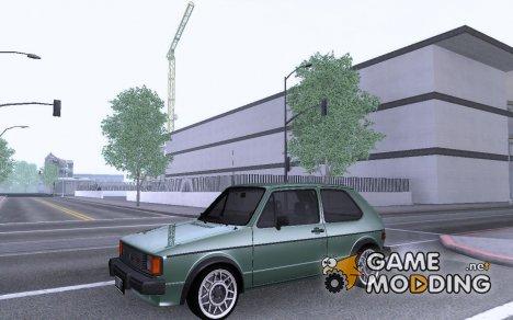 VW Rabbit GTI для GTA San Andreas
