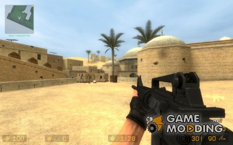 Seph's M4A1 Carbine for Counter-Strike Source