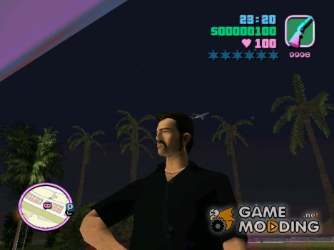 Скин из iOS версии for GTA Vice City