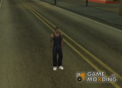 Black Cesar for GTA San Andreas
