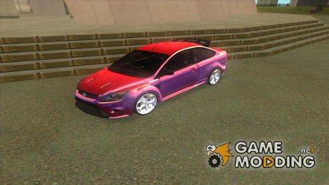 Ford Focus 2 Sedan RS Бета версия для GTA San Andreas