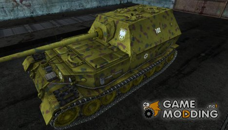Шкурка для Ferdinand for World of Tanks