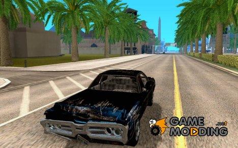 Разбитый понтиак for GTA San Andreas