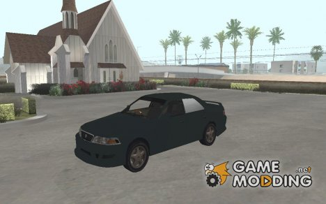 Toyota Mark II 100 1JZ-GTE для GTA San Andreas