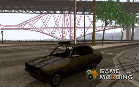 Chevrolet Chevette Eve of Destruction для GTA San Andreas