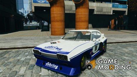 Ford Capri RS 1974 для GTA 4