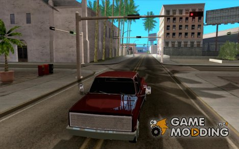 Chevrolet Silverado Lowrider для GTA San Andreas