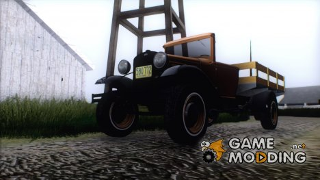 Ford Model AA '30 Farm Hero for GTA San Andreas
