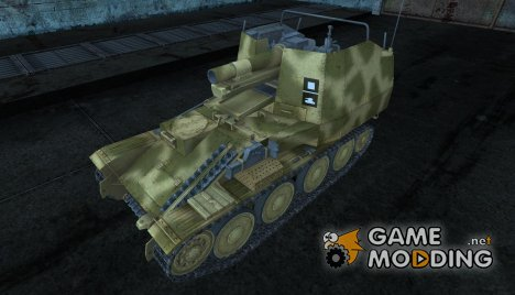 Шкурка для Grille для World of Tanks