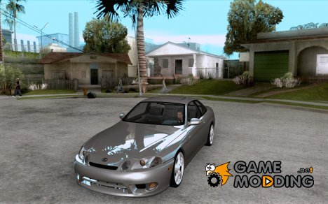 Lexus SC300 - Stock for GTA San Andreas