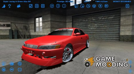Toyota Mark II JZX90 for Street Legal Racing Redline