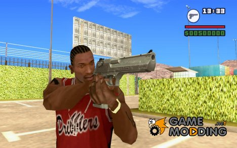 Desert eagle HD for GTA San Andreas