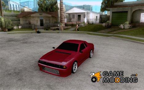 New Elegy v1 for GTA San Andreas