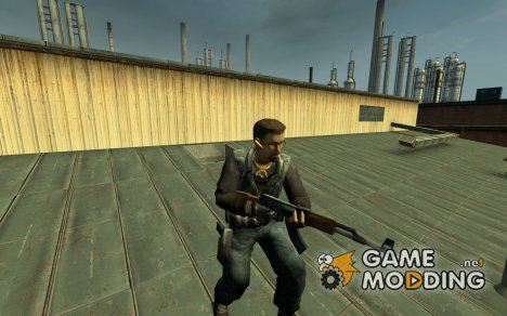 Gordon Freeman for Counter-Strike Source