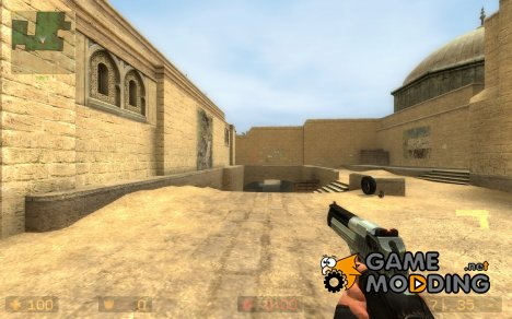 Cyan Deagle for Counter-Strike Source