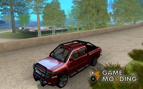 Chevrolet Silverado for GTA San Andreas