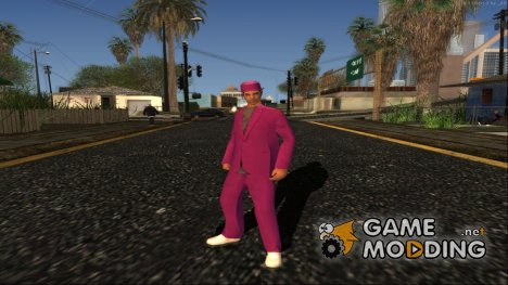Mafioznik for GTA San Andreas